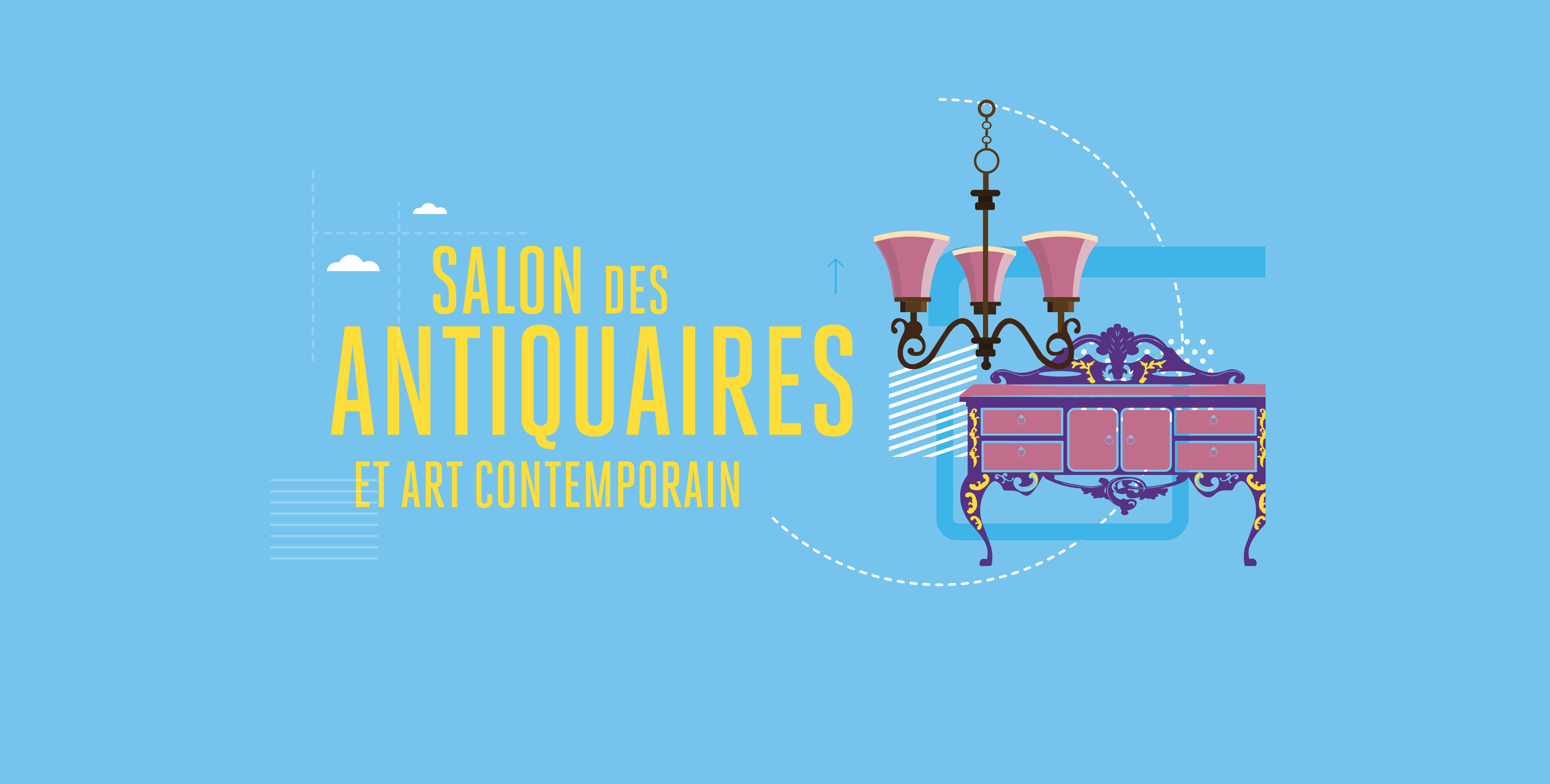 Salon des Antiquaire / Art contemporain