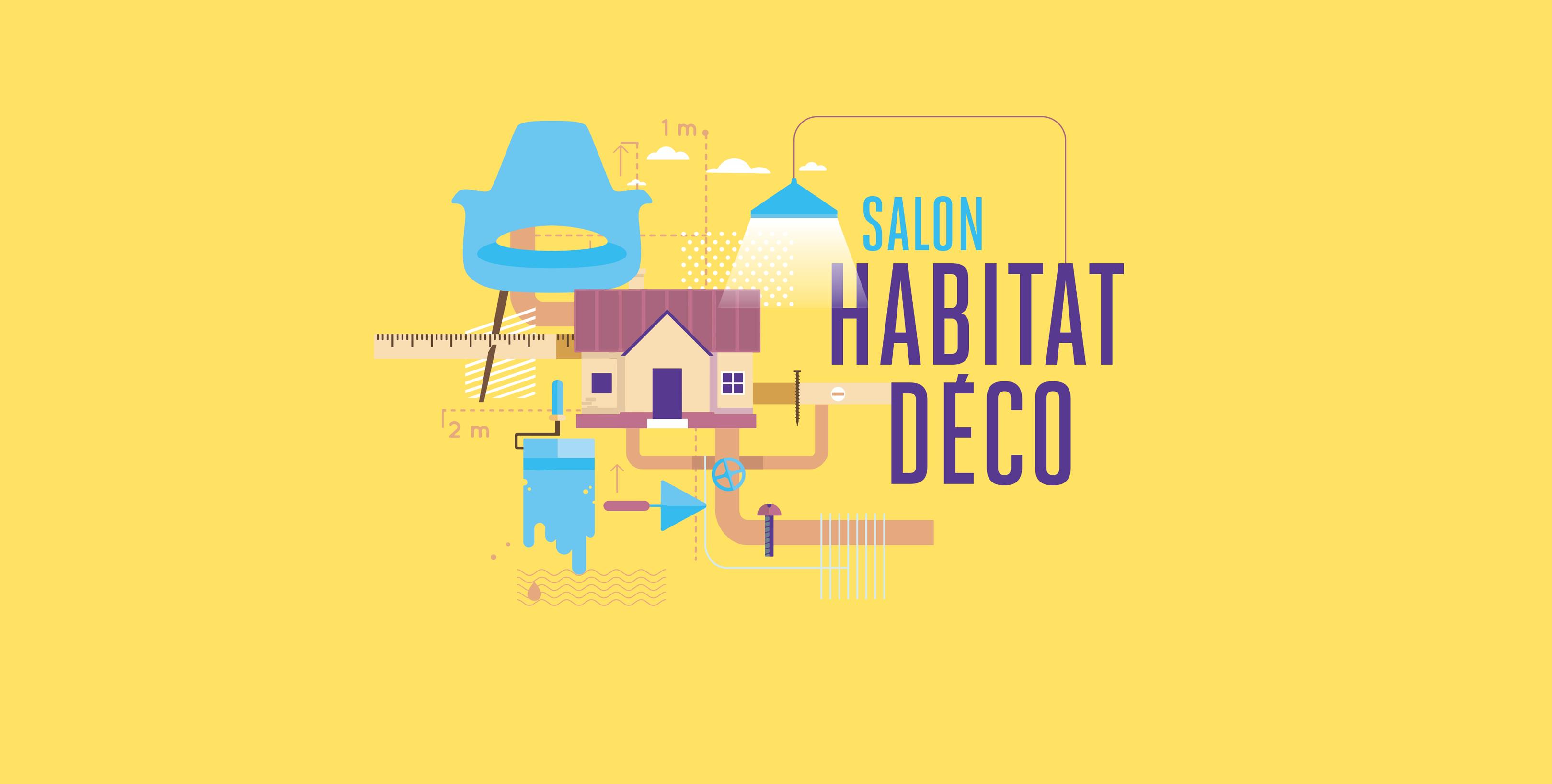 Trouver un exposant salon habitat d co salon des for Salon habitat nancy